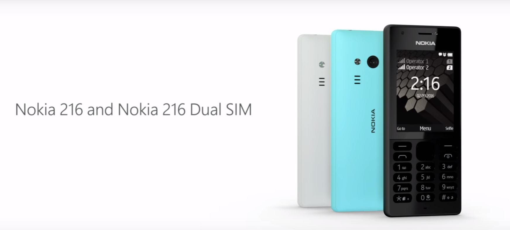 Microsoft unveils Nokia 216, potential swan song to iconic ...