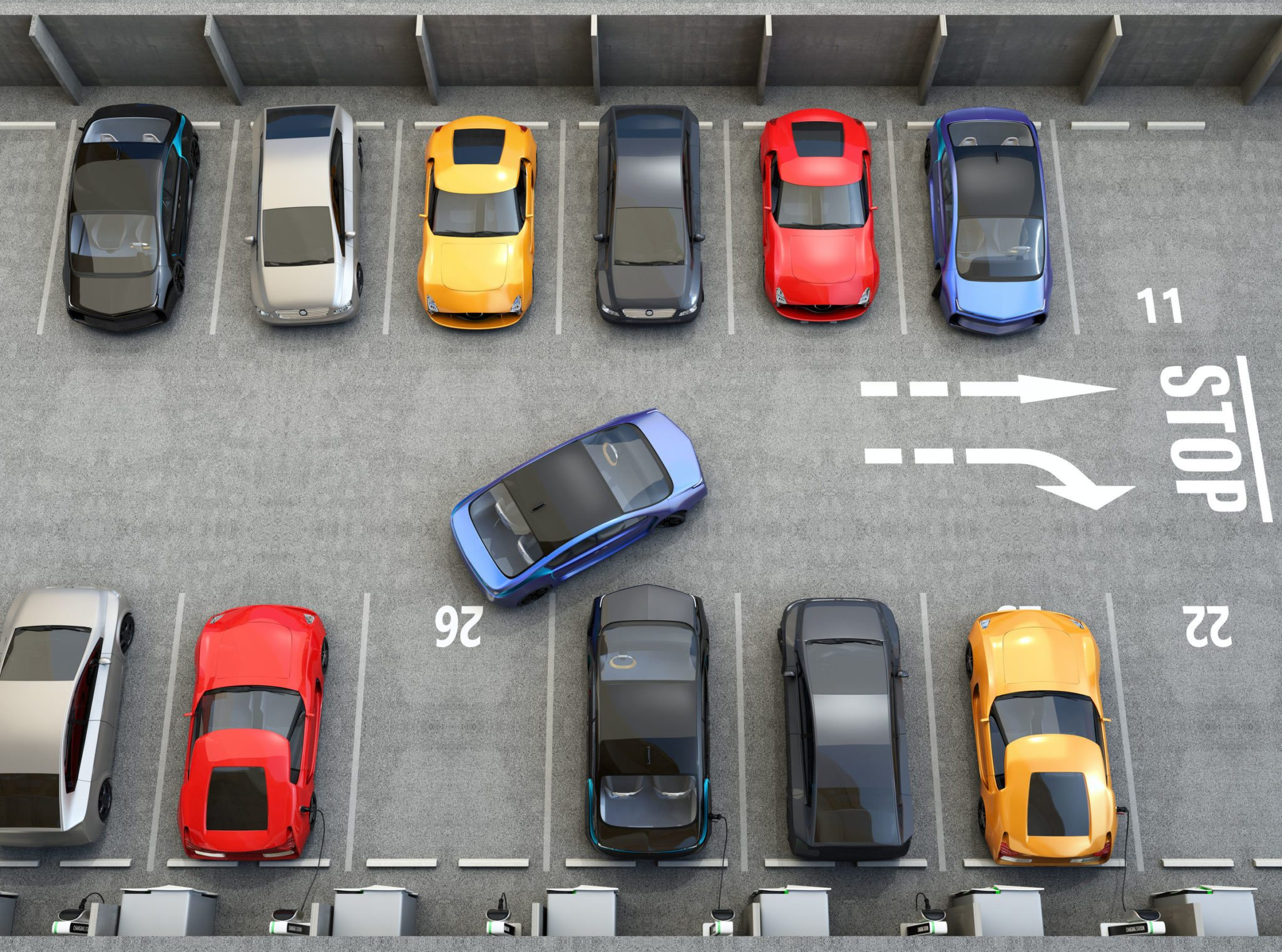 Enterprise Car Share Number >> Smart parking is emerging as a key IoT use case